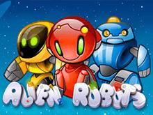 В онлайн казино - Роботы Пришельцы